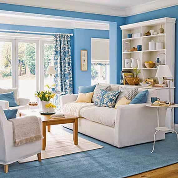 Ruang Tamu Biru
