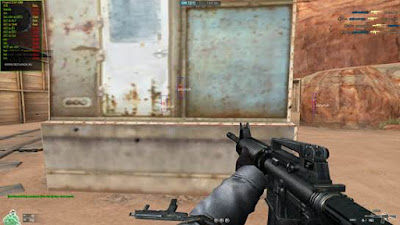 11 Maret 2018 - Leusin 6.0 Crossfire 2 Wallhack, See Ghost, Crosshair + Bonus 1 Hit Knife, Change Quick Full