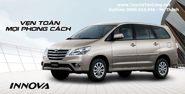 toyota innova 2016 toyota tan cang 0 - Đánh giá xe gia đình đa dụng Toyota Innova 2016 : Vô đối tại Việt Nam - Muaxegiatot.vn
