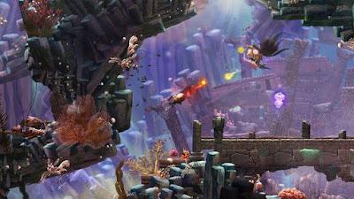 اختيارات في العبة Song of the Deep الرحلة تحت الماء و تحدي اللاعبين