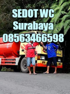 Sedot WC Pegirian Semampir Surabaya Utara