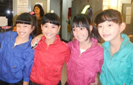SwittinS Girlband