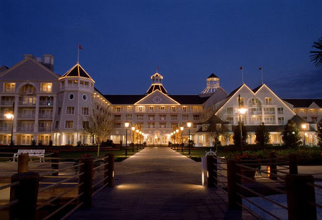 Disney's Yacht Club Resort em Orlando