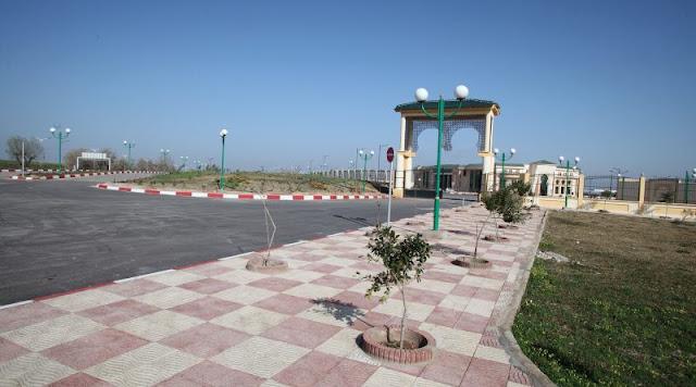 Nouvelle gare routière de Tlemcen
