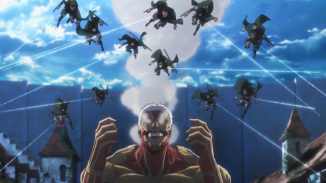 Attack on Titan Season 3 Part 2 Episode 5