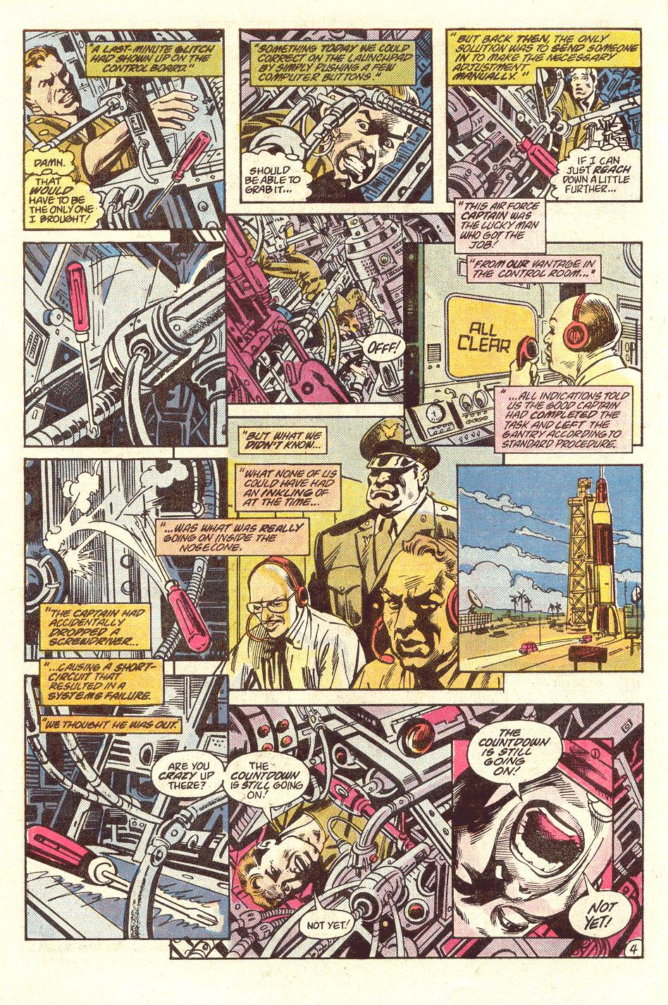 Read online Secret Origins (1986) comic -  Issue #34 - 5