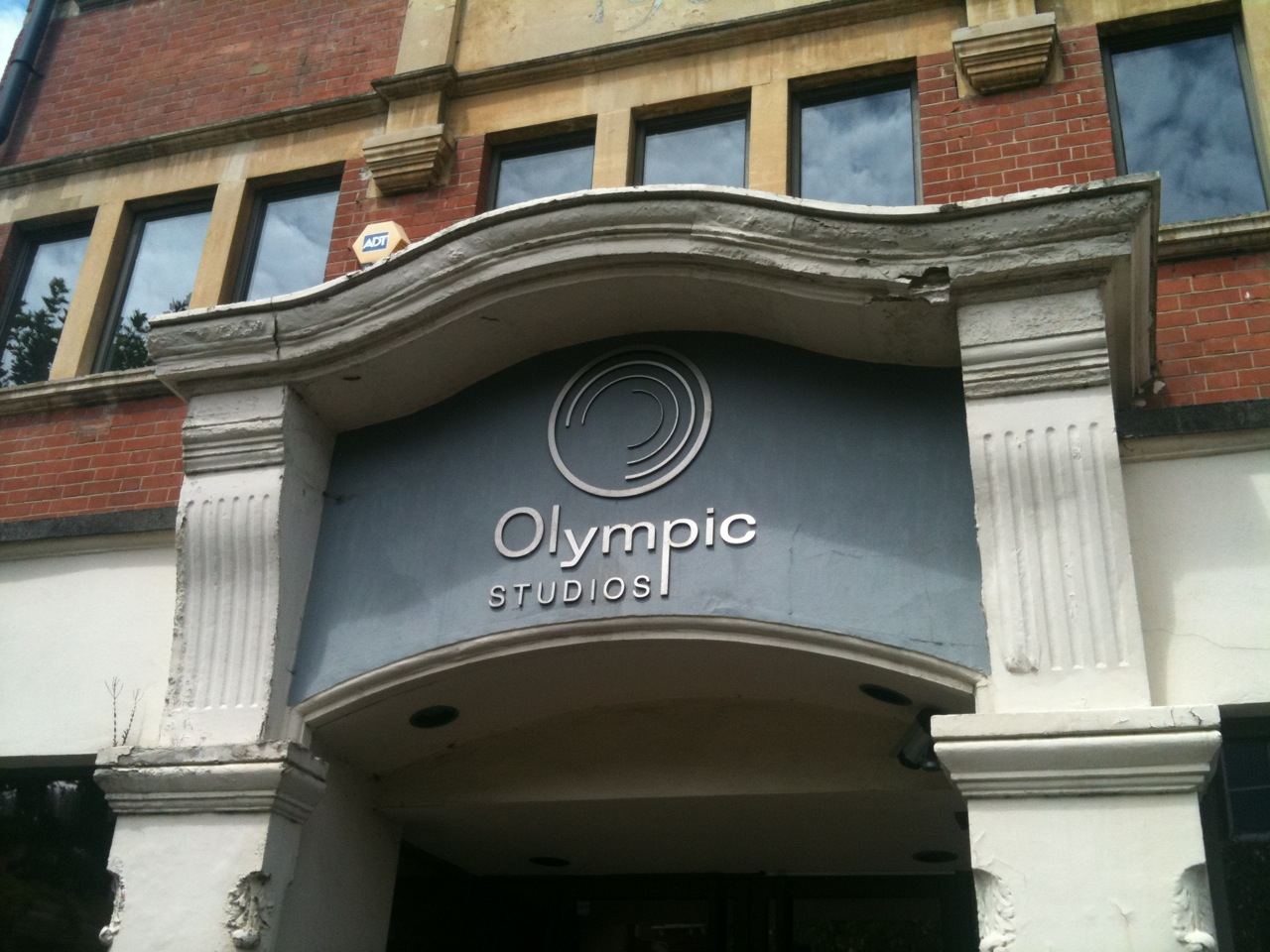 Barnflakes: The Olympic Cinema in Barnes