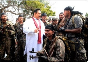 military security  of former President Rajapaksa