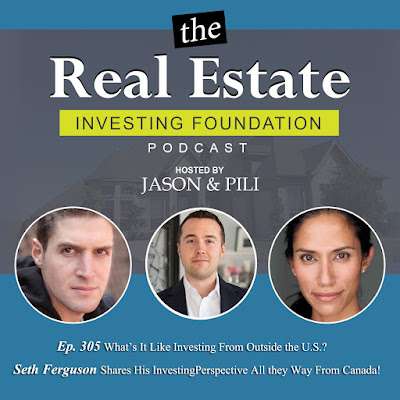 Ep. 305 Whats It Like Investing From Outside the U.S. Seth Ferguson Shares His Investing