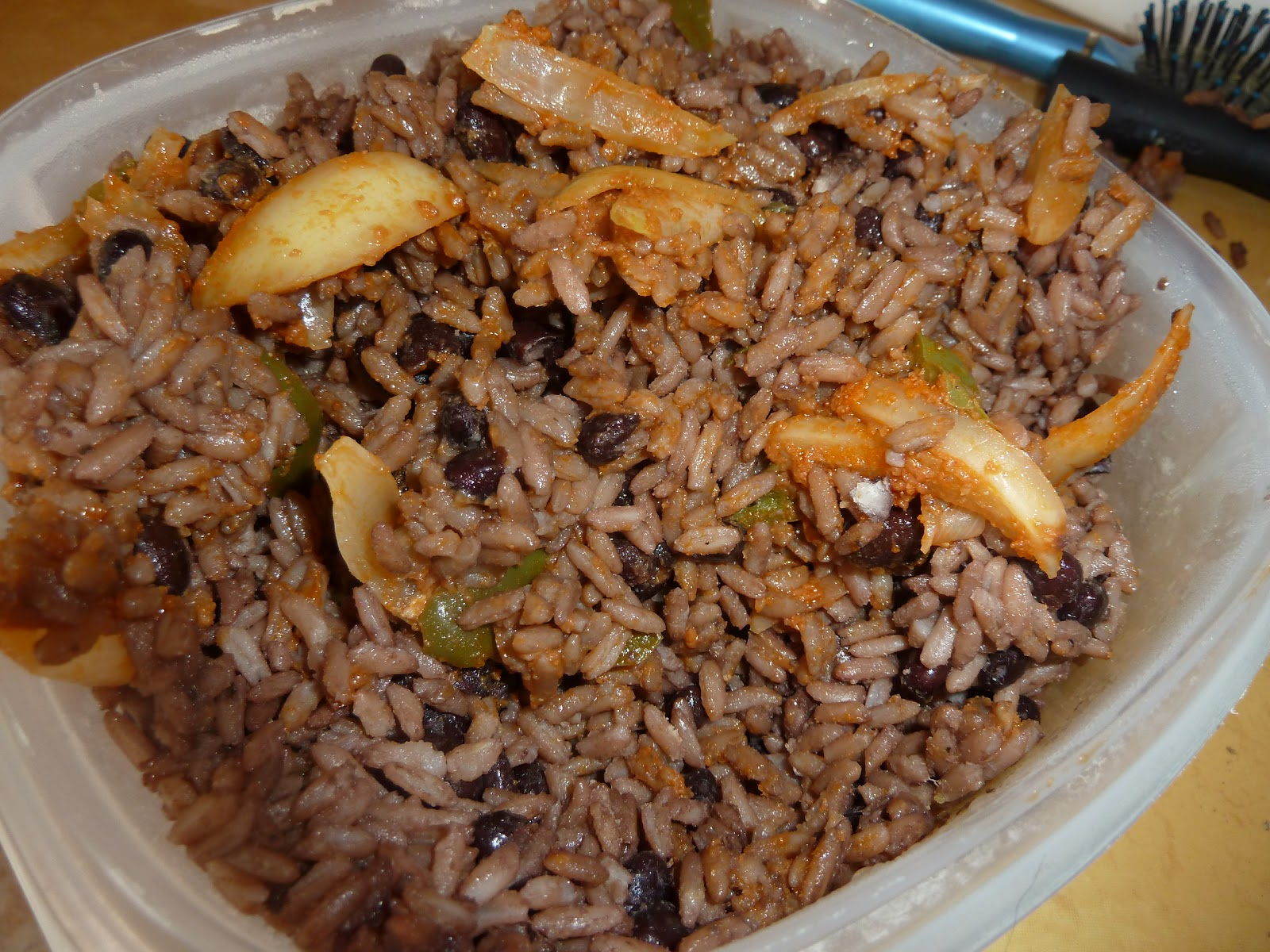 henwoods in haiti haitian food
