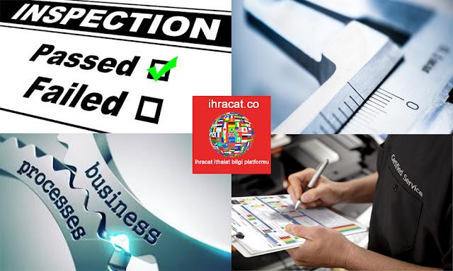 inspection muayene yöntemleri