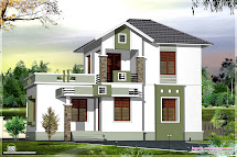 Small House Plans with Balconies