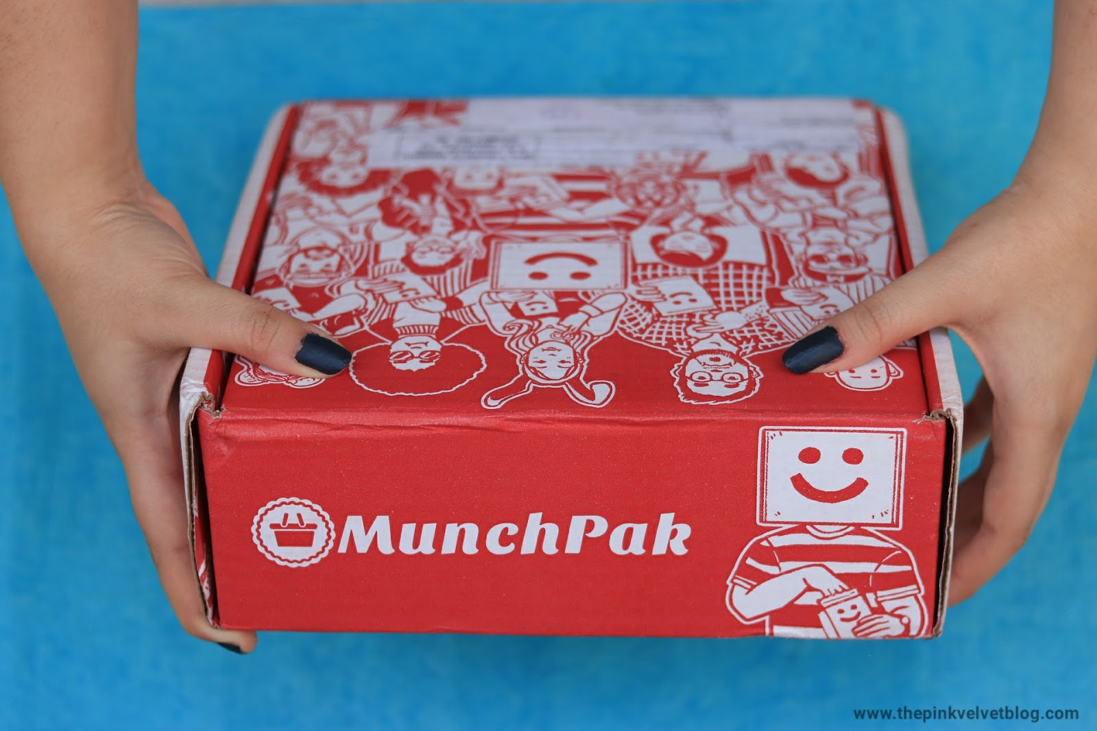 MunchPak - Snack Subscription Box