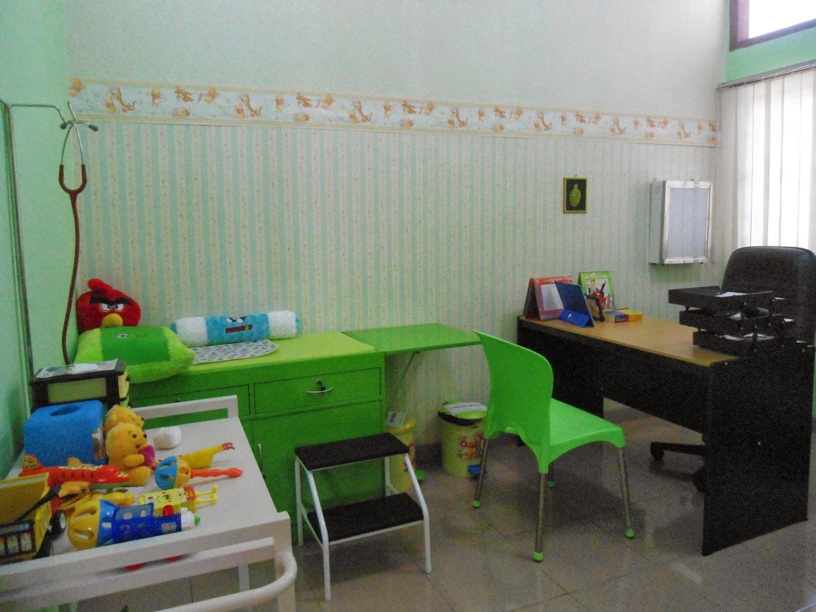 Klinik Spesialis Anak yang Nyaman dan Menyenangkan ...