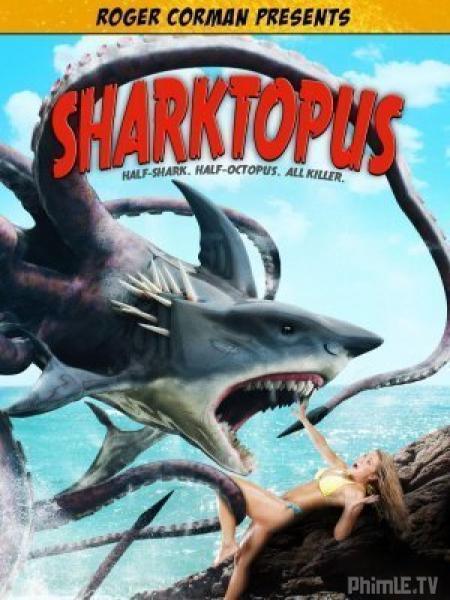 Cá mập lên bờ (Cá mập lai bạch tu�?c)