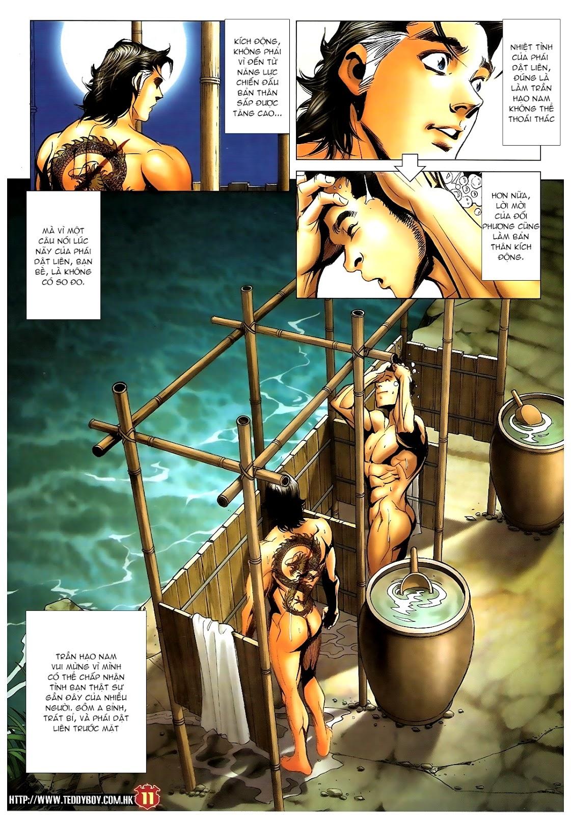 Người Trong Giang Hồ - Chapter 1393: Hạo Nam gây họa - Pic 10