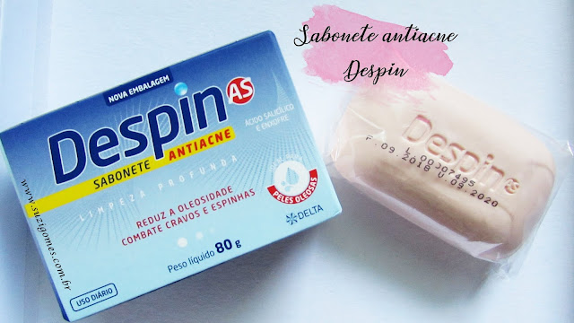 sabonete antiacne despin