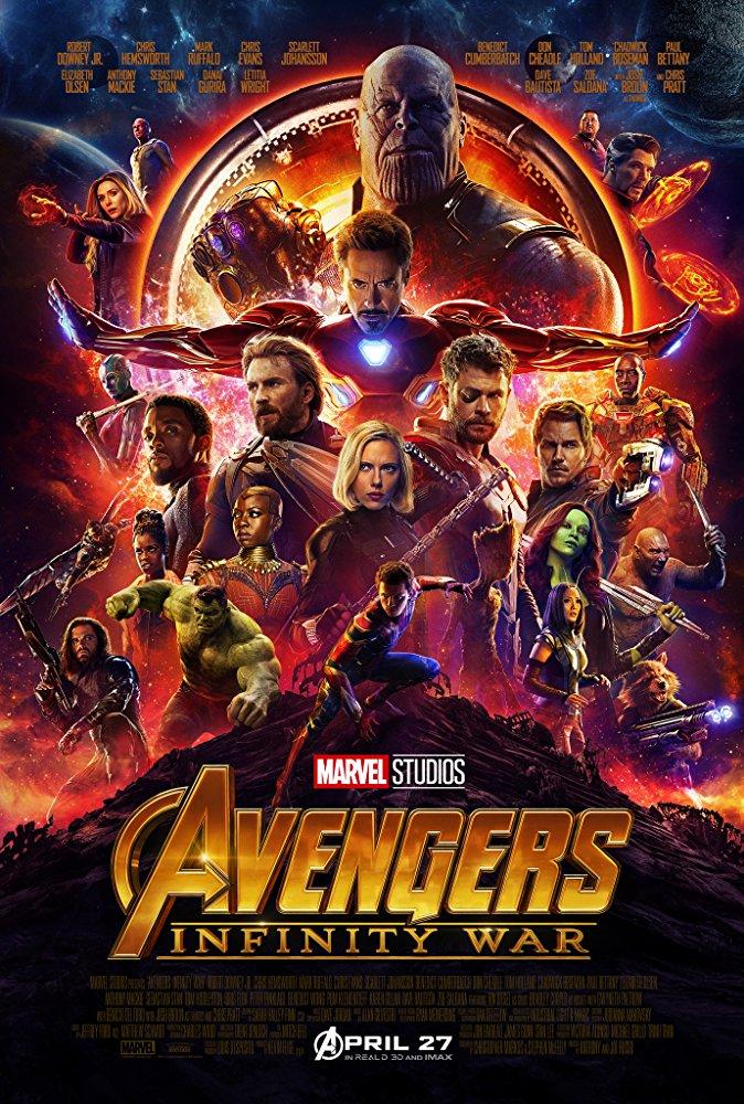 Avengers: Infinity War (2018) HDCAM
