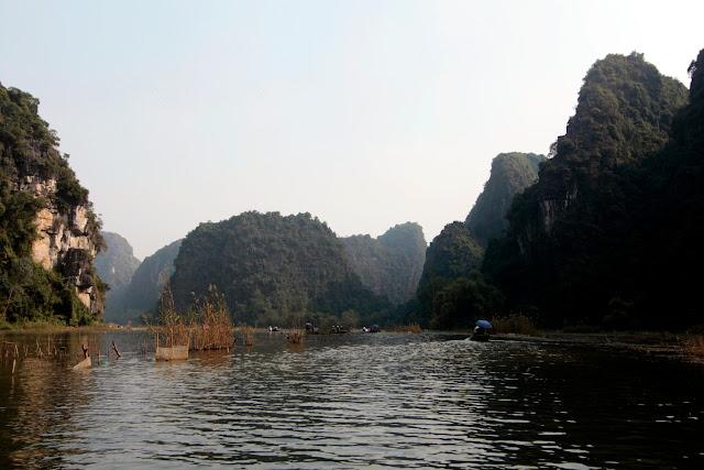 Vista general de Tam Coc