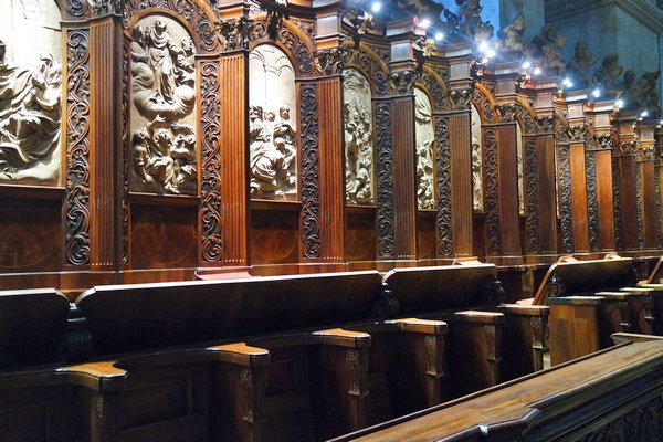 autriche basse-autriche niederösterreich stift abbaye heiligenkreuz wienerwald église