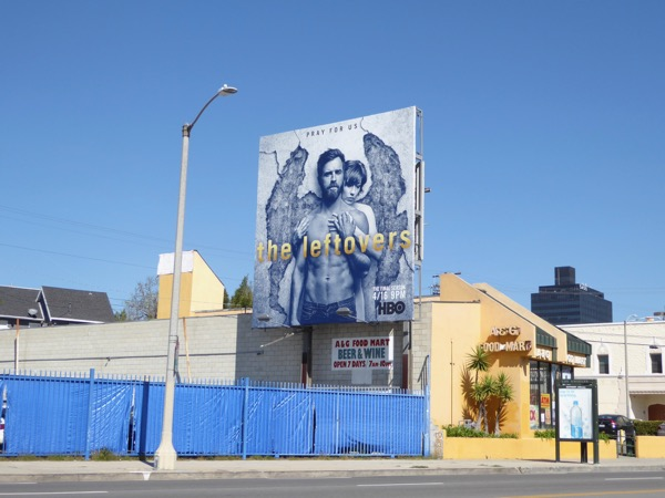 Leftovers final season billboard