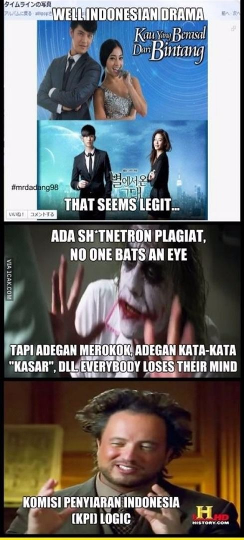 Indonesia History Meme