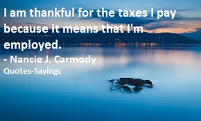 quotes on income tax