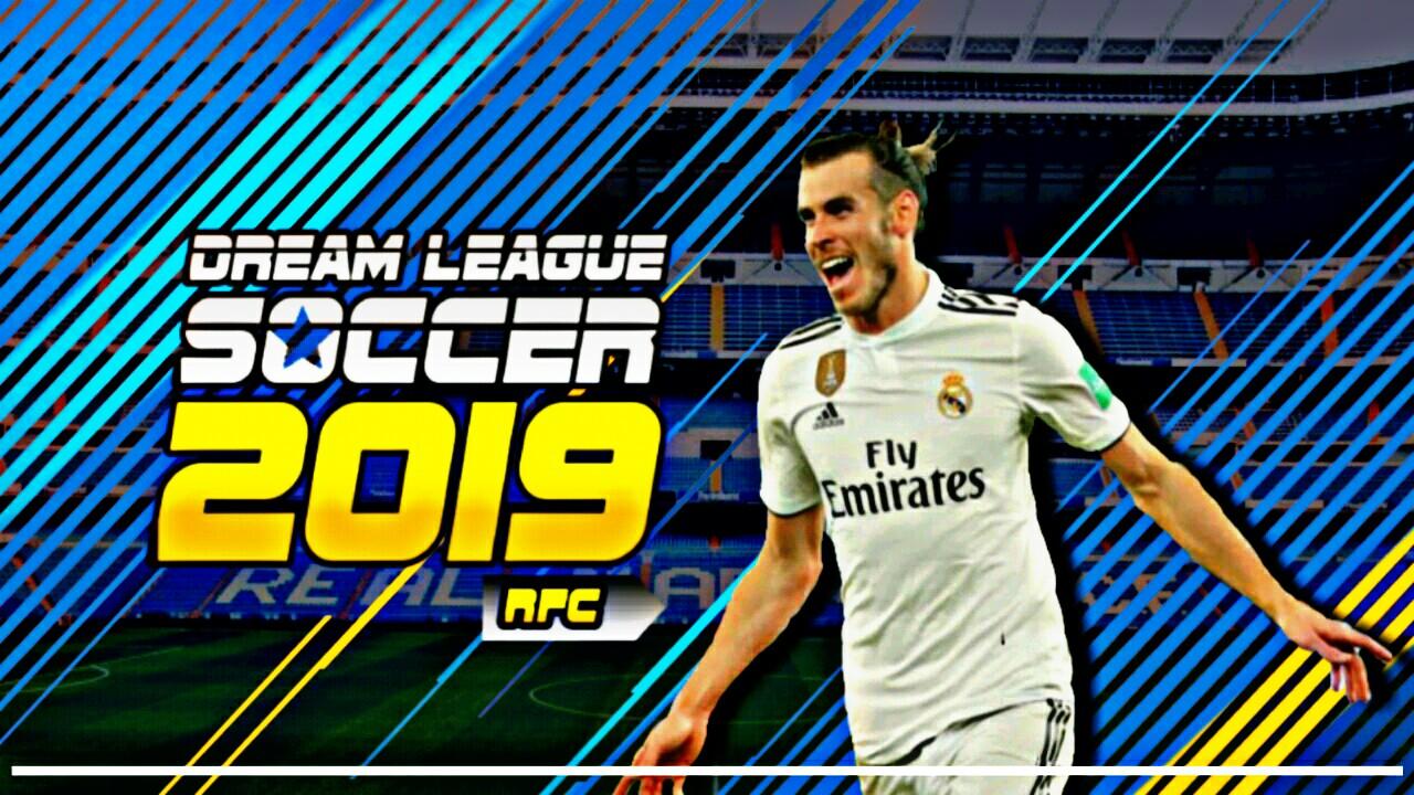 تحميل لعبة دريم ليج سوكر 2019 بمود فريق ريال مدريد