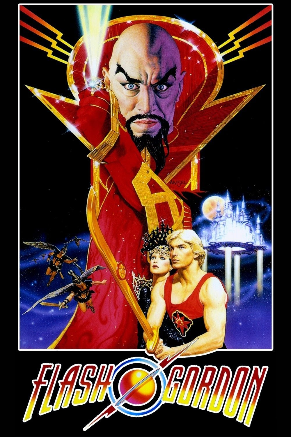 Flash Gordon en el fancine