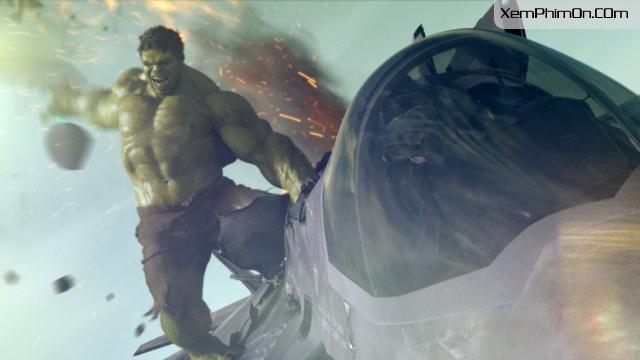 Biệt Đội Siêu Anh Hùng - The Avengers