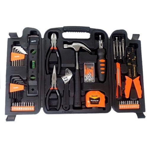 Kit de ferramentas com 129 peças