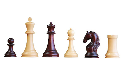 The Piatigorsky Cup Reproduction Chessmen