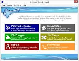 تحميل 1-abc.net Personal Information Center 5.0 مجانا لأدارة المعلومات الشخصية