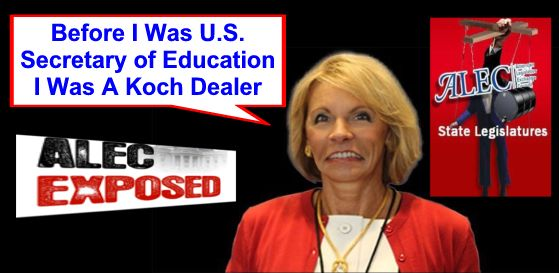 Image result for big education ape Koch devos