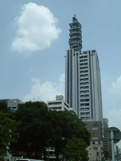 Famous World Famous Young Actresses: Famous World: Famous Japanese Buildings