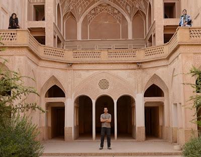 Casa tradicional en Kashan