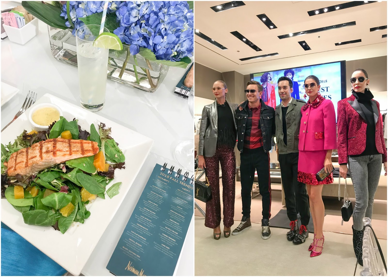 2018 Fall Trends with Neiman Marcus Fashion Valley, Neiman Marcus Fashion Valley