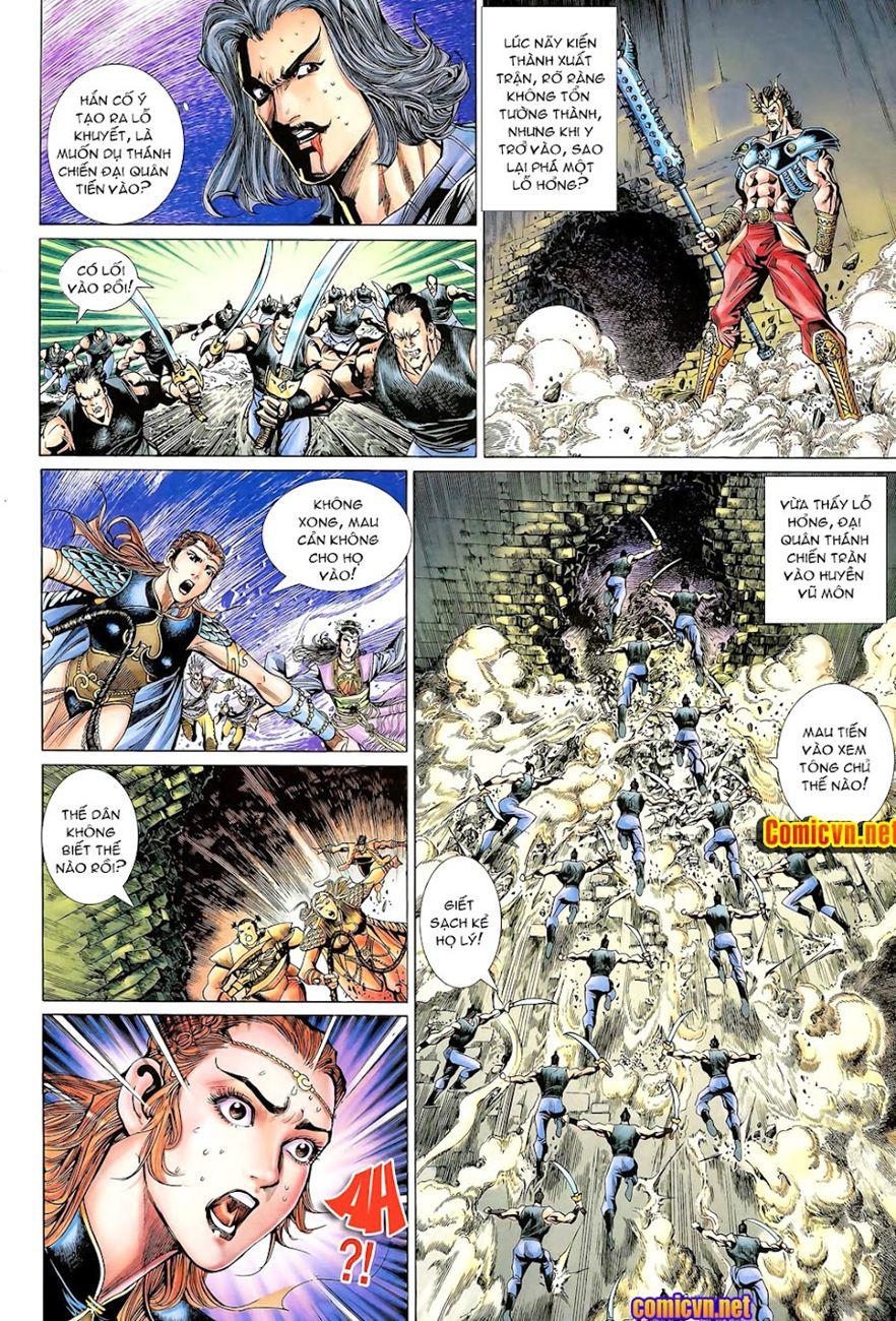 Đại Đường Uy Long chapter 83 trang 28