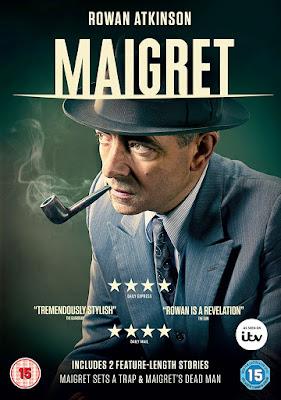 Maigret In Montmartre 2017 Custom HDRip Sub