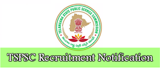 TSPSC Recruitment tspsc.gov.in Notification Apply Online