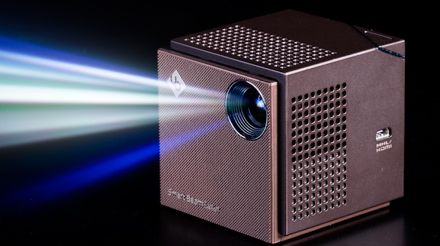 UO Beam smart laser projector mini | little cube projector
