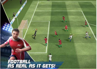 Real Football APK 1.4.0 Download Free Sports GAME For Android