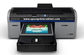 Epson SureColor SC-F2100 Driver