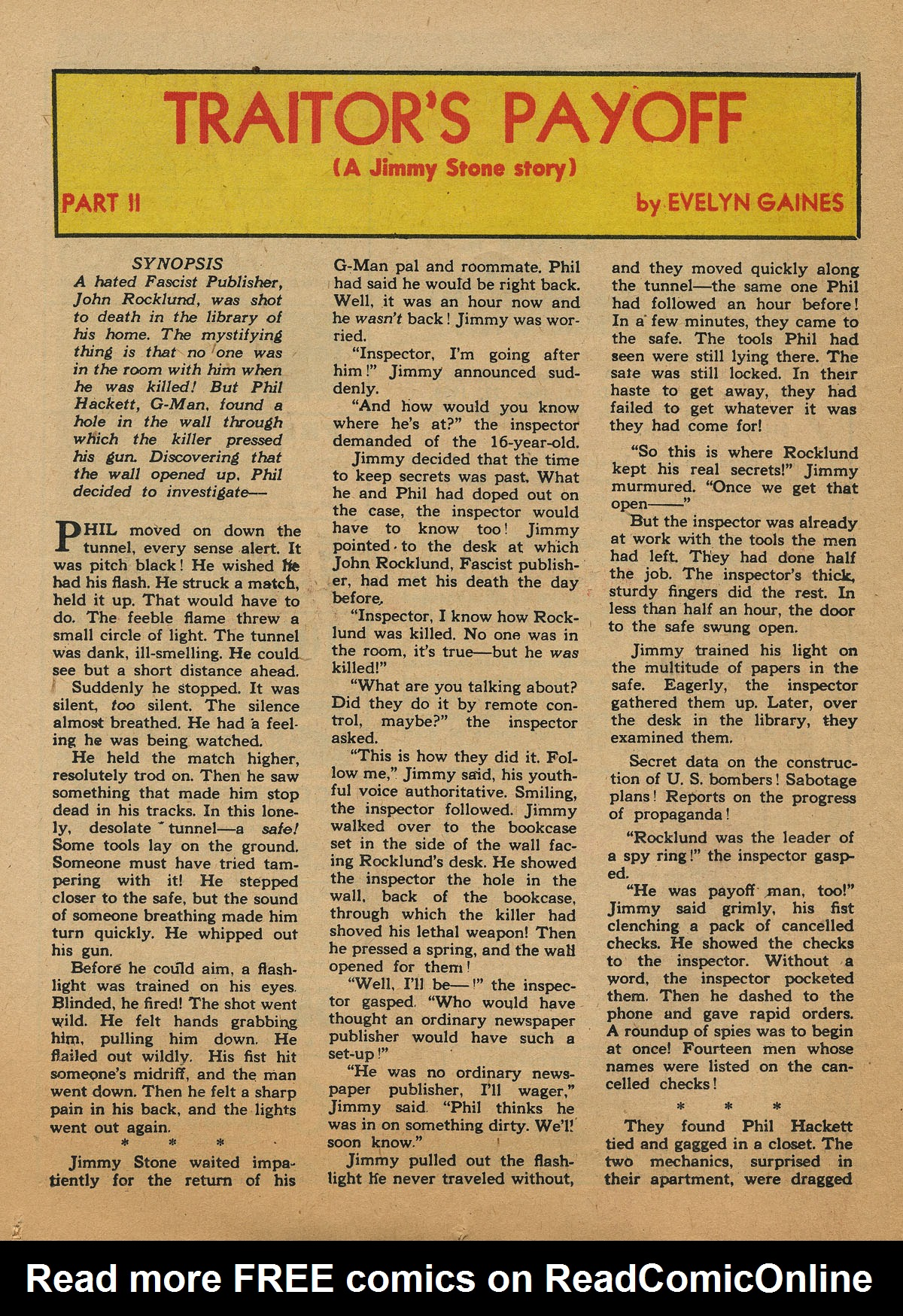 Read online All-American Comics (1939) comic -  Issue #31 - 50