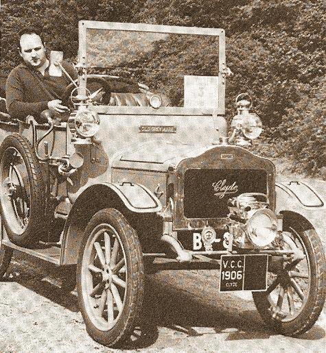 1914 1916 Dodge Brothers Parts Book Original: Photos: VOITURES DE GRANDE BRETAGNE --- CADOGAN