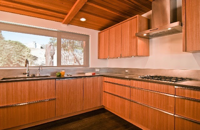Mid-Century Kitchen Designs - AyanaHouse
