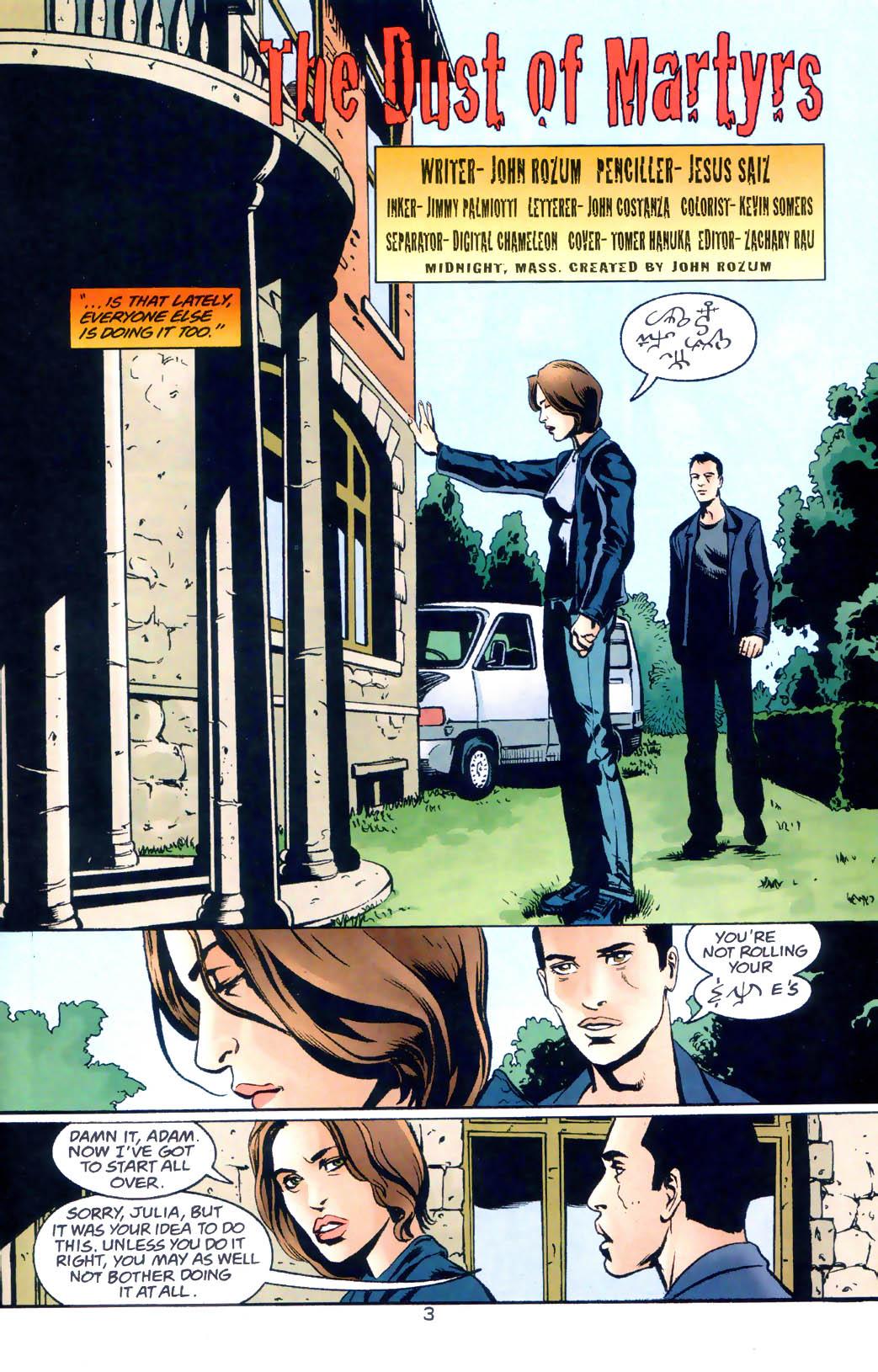 Read online Midnight, Mass comic -  Issue #7 - 4