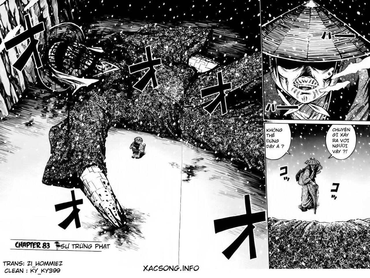 Higanjima chapter 83 trang 2