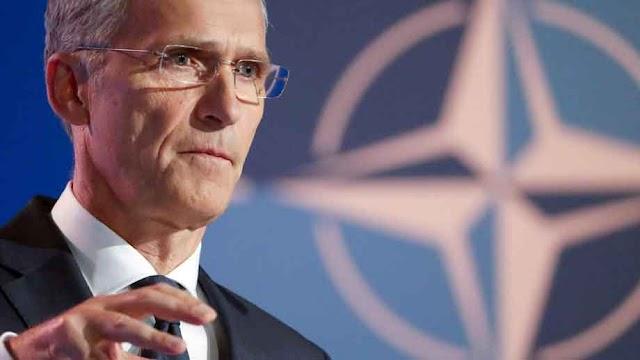 Stoltenberg: Kein NATO Beitritt ohne Namensänderung