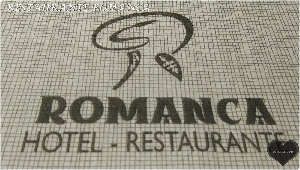 restaurante romanca cerca de medina de pomar, una comida exquisita y moderna, tanto su presentación como sus platos